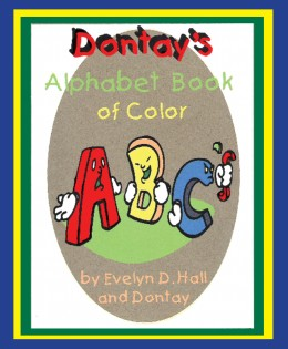 Dontay's Alphabet Book of Color
